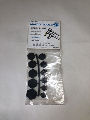 Matco tools hold a nut magnetic inserts for Sale in Oswego, IL