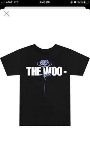 """PopSmoke x Vlone """"The Woo"""" Tee (SIZE LARGE) for Sale in Los Angeles, CA"""