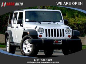 2008 Jeep Wrangler for Sale in Costa Mesa, CA