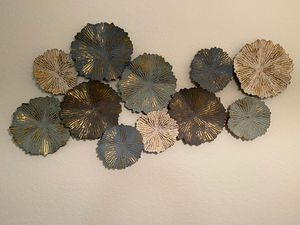Metal Art Wall Decorarion for Sale in Tampa, FL
