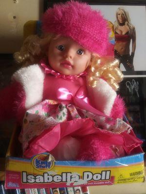 Isabella doll for Sale in Aberdeen, WA