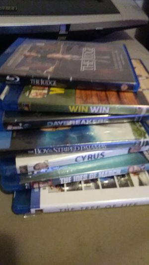 Blue ray dvds for Sale in US