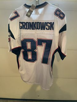 New Patriots Gronkowski Jersey for Sale in San Diego,  CA