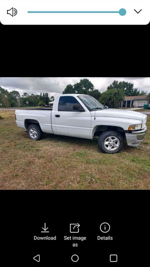 2000 dodge ram for Sale in Punta Gorda, FL