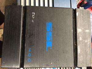 Amp car audio speaker for Sale in Elyria, OH