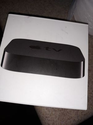 Apple TV-Brand New Never Used for Sale in North Las Vegas, NV