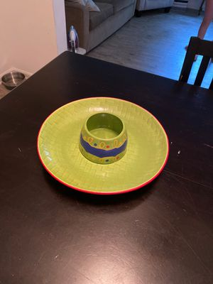 Sombrero hat bowl for Sale in Virginia Beach, VA
