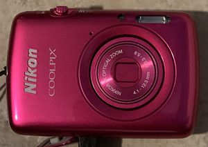 Nikon Coolpix S01 Camera for Sale in Edgewater, FL