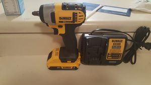 """IMPACT WRENCH 3/8"""" with battery and charger for Sale in Dallas, TX"""