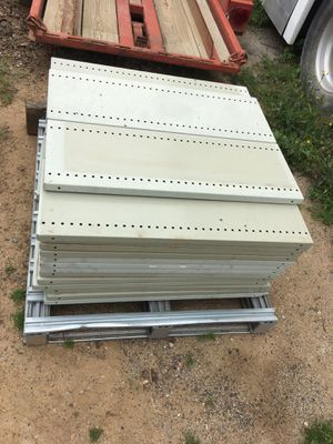 Metal shelves for Sale in Eastvale, CA