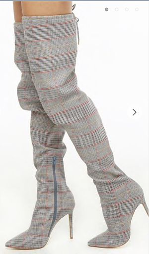 Thigh-high boots for Sale in Nashville, TN
