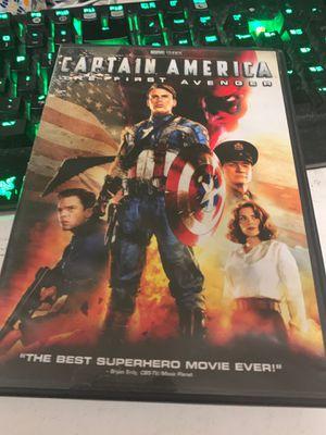 Captain America first avenger for Sale in Antioch, CA