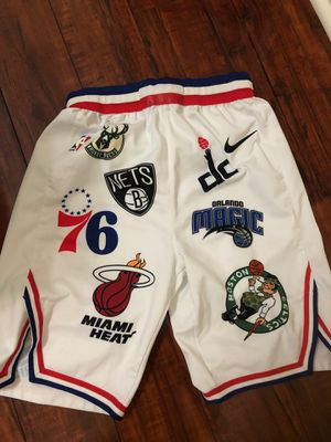 NBA Nike Supreme Shorts size 30 Small for Sale in Tampa, FL