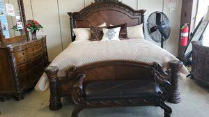 King size bedroom set for Sale in New Orleans, LA