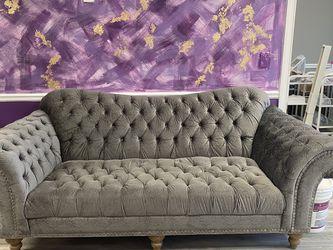 Large Gray Sofa for Sale in Fairburn,  GA