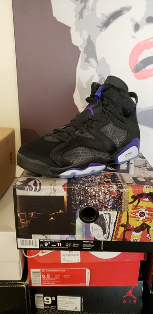 STEAL Jordan 6 social status ds sz 9.5 for Sale in Philadelphia, PA