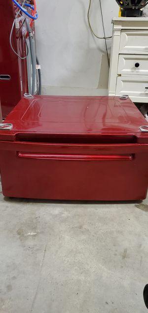 LG Front Loader Washer and Dryer Pedestals for Sale in Suffolk, VA