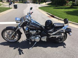 2011 Yamaha Raider S 1900, Well maintained , garage kept, 2,340 Miles . $9,500.00 for Sale in Durham, NC