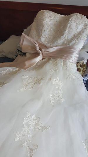 Wedding dress for sale for Sale in Elizabeth, NJ