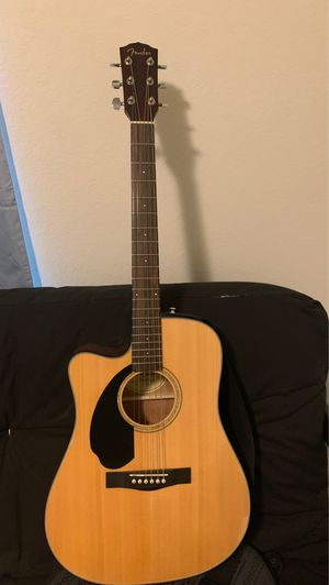 Fender-CD-60SCE-LH for Sale in San Antonio, TX