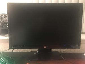 HP 1920 x 1080 Resolution Monitor 23' for Sale in Garden Grove, CA