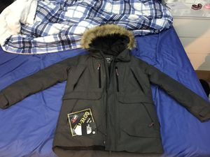 Men's Jacket The North Face gray color size M for Sale in NO POTOMAC, MD