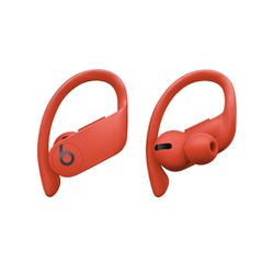 BRAND NEW! Beats by Dr. Dre Powerbeats Pro In-Ear Wireless Headphones Lava Red 100% REAL for Sale in Cranston,  RI