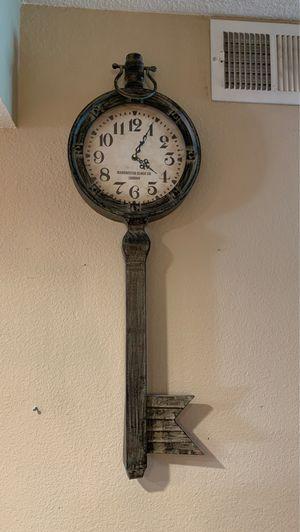 Unique Clock for Sale in Riverside, CA