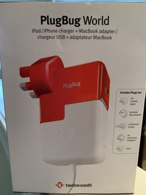PlugBug World Adapter Brand New for Sale in Maple Valley, WA