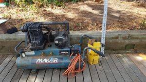 Makita Compressor, $150 for Sale in Tacoma, WA