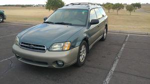 2001 Subaru Outback wagon AWD for Sale in Mesa, AZ