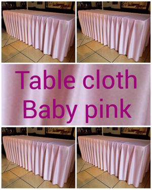 Table cloth for Sale in Fontana, CA