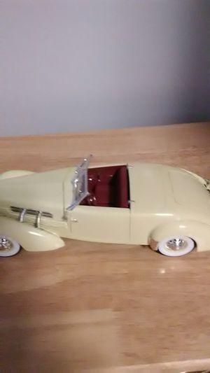 1937 Cord model 812 Sportsman 1:18 scale die-cast Ertl car for Sale in Silver Spring, MD