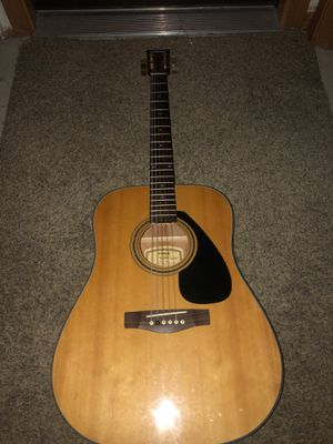 Yamaha guitar for Sale in Spanaway, WA