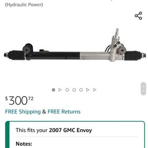 Brand new Rack and Pinion For GMC envoy for Sale in Silver Spring, MD