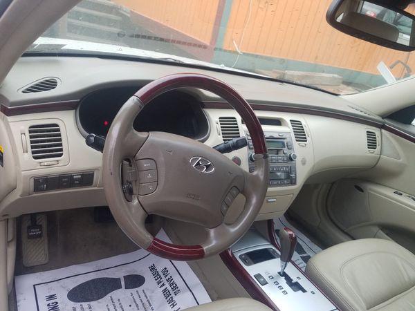 Hyundai azera 2006 en perfectas condiciones