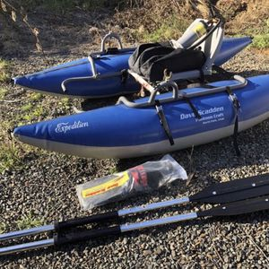 Pontoon Fishing 🎣 Kayak Trout for Sale in Bothell, WA