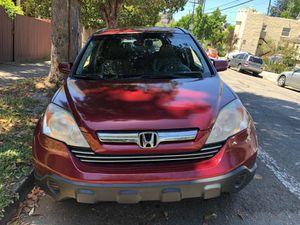 2008 Honda CR-V clean title smog ok $6500 obo for Sale in Piedmont, CA