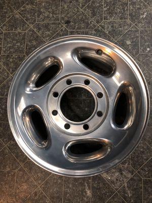Dodge truck 2500-3500 set of 4 polished wheels for Sale in Millersville, MD
