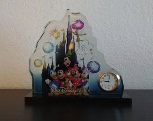 Disney World desk clock for Sale in Seattle,  WA