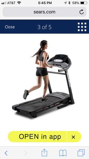 New nordictrack c590 pro treadmill for Sale in Dublin, OH