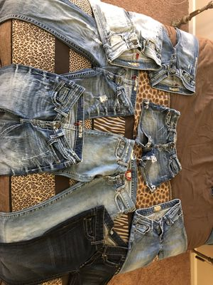 BKE, express and lucky brand sizes 00-27 for Sale in Prattville, AL