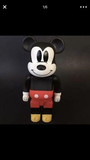 Medición toy bearbrick be@rbrick Mickey Mouse Disney 400% Figure for Sale in Las Vegas, NV