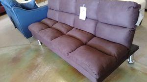 Brown futon for Sale in Phoenix, AZ