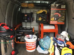 CHEVY EXPRESS FULL DETAILING VAN for Sale in NEW CARROLLTN, MD