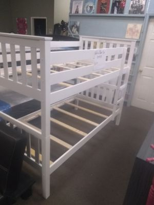 Twin size bunk bed for Sale in Glendale, AZ