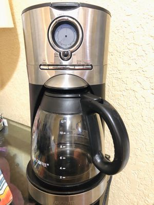 Me coffee coffee maker for Sale in San Antonio, TX