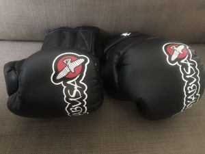 Hayabusa mma boxing May Thai gloves for Sale in Los Angeles, CA