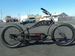 Micargi stretch frame cruiser electric fat tire for Sale in Bellflower, CA