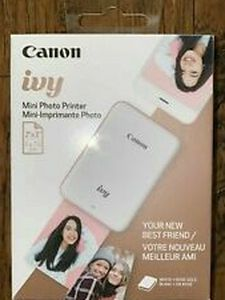 Canon Ivy Mini Mobile Photo Printer - Rose Gold for Sale in Buford,  GA
